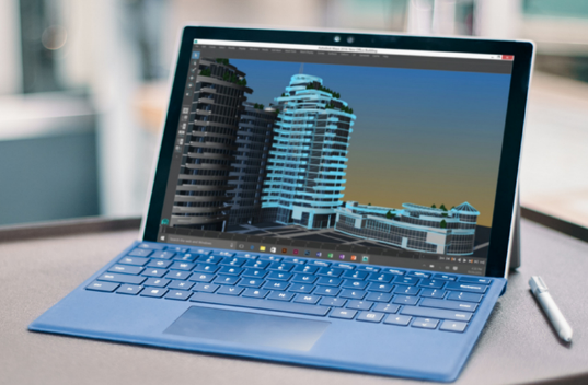Microsoft Surface 2-in-1