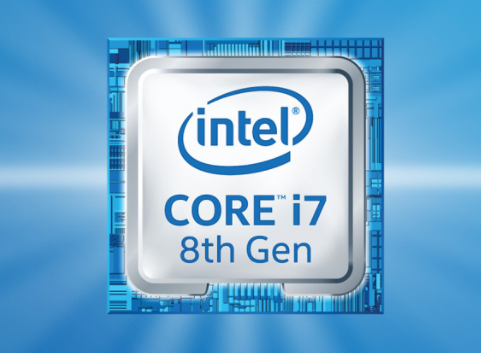 8th Gen Intel Core processor