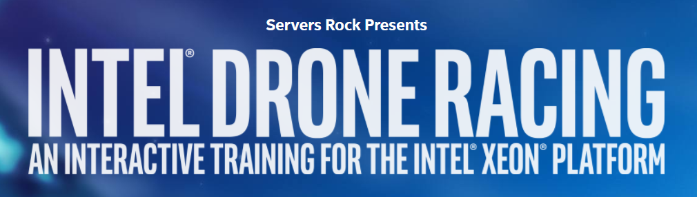 Intel Drone Racing contest