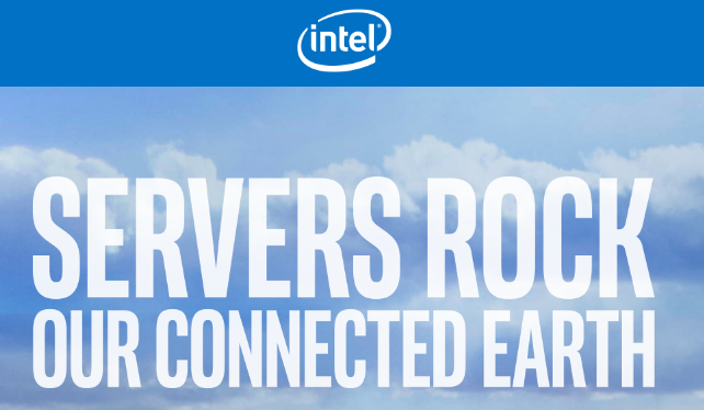 Intel Server Rocks logo
