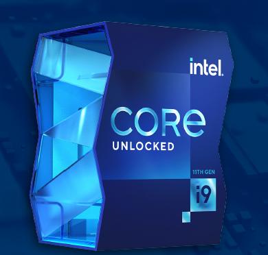 11th gen Intel Core desktop processor