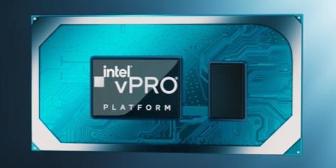 11th gen Intel Core vPro processor