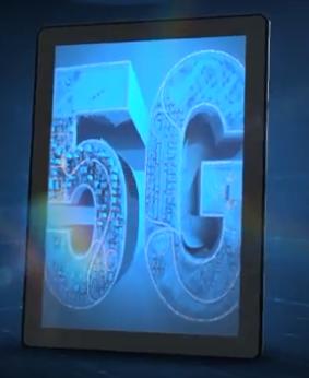5G on screen