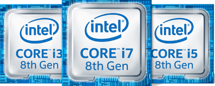 8th Gen Intel Core Processor Family