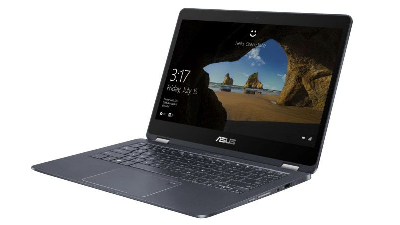 ASUS NovaGo always-connected laptop