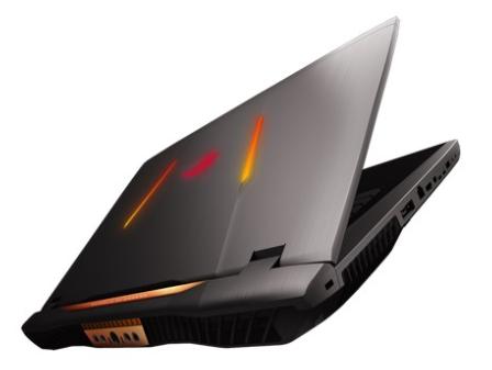 ASUS Republic of Gamers laptop