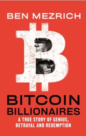 Bitcoin Billionaires book jacket