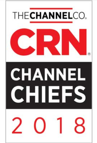 CRN Channel Chiefs of 2018