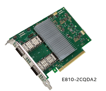 Intel Ethernet Network Adapter E810-2CQDA2