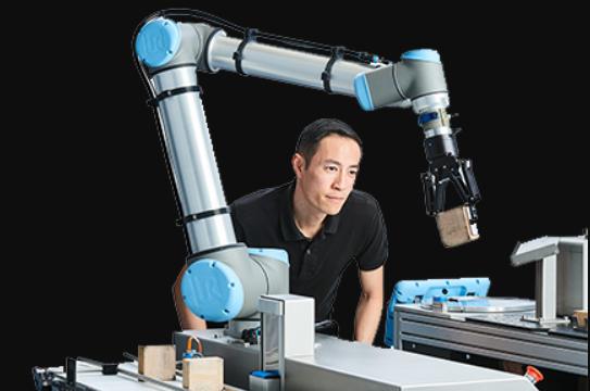 "Collaborative ""cobot"" robot"