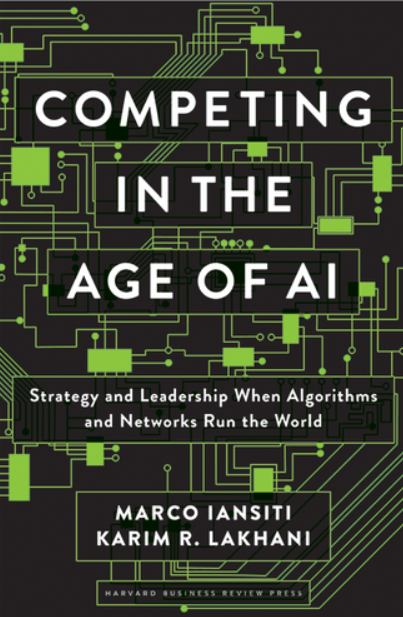 Competing in the Age of AI book cover
