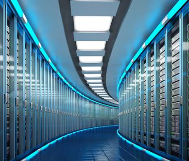 Balanced data center