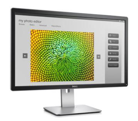 Dell 27 Ultra HD monitor