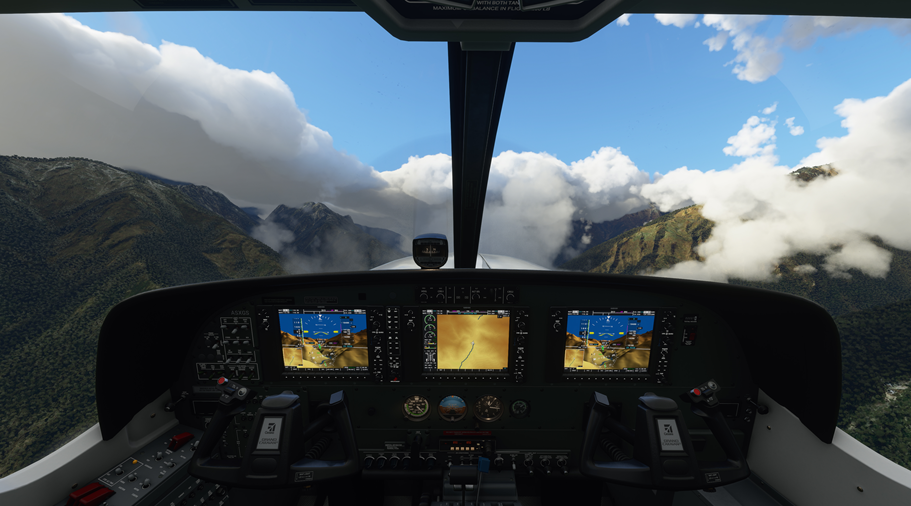 Flight Simulator 2020 screenshot