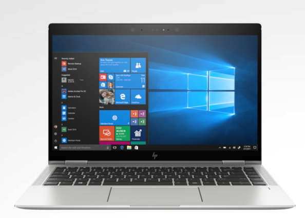 HP EliteBook x360 1040 G5 notebook