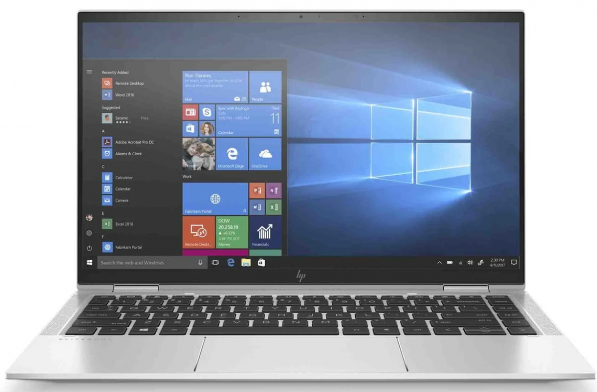 HP EliteBook x360 1000 series