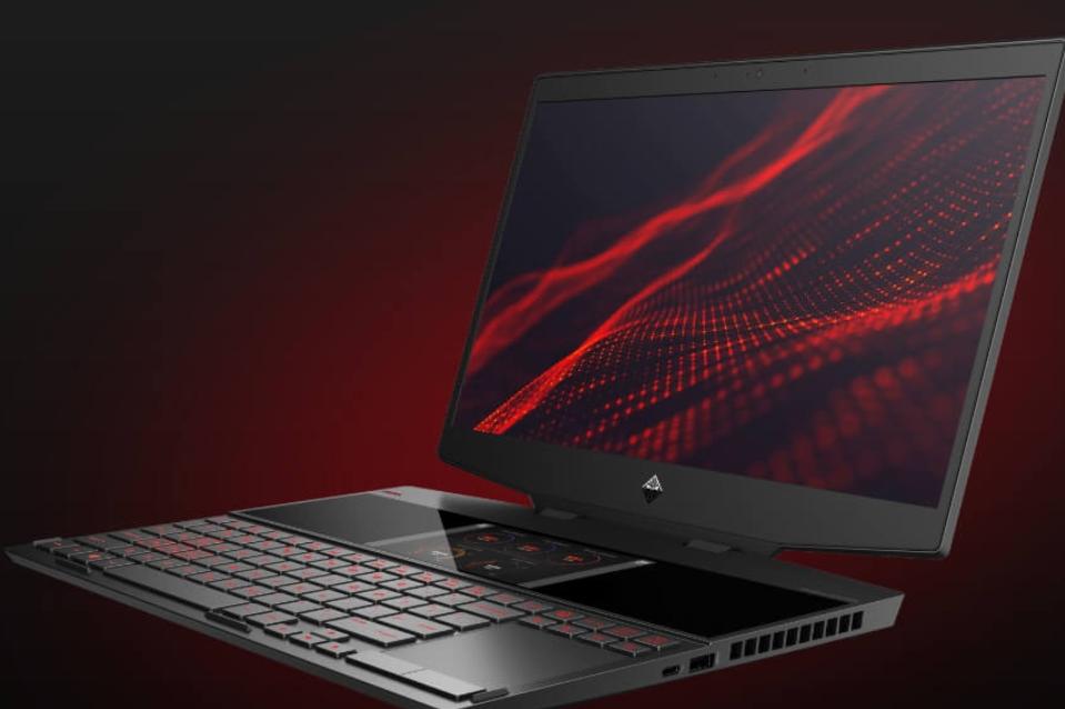 HP Omen X 2S gaming laptop