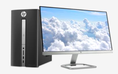 HP Pavilion Desktop 570