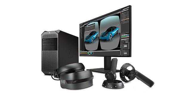 HP VR gear