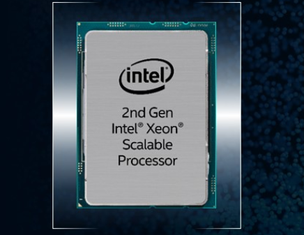 2nd gen Intel Xeon Scalable processor