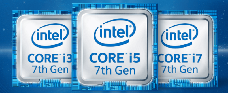 Intel 7th Gen Core Processors
