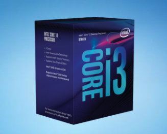 8th Gen Intel Core i3 processor