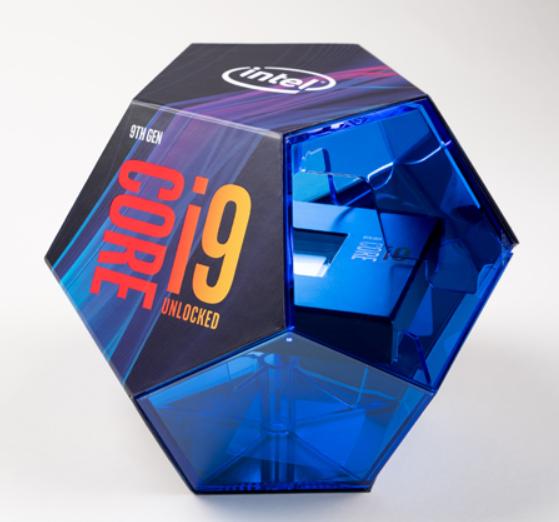 9th Gen Intel Core processor