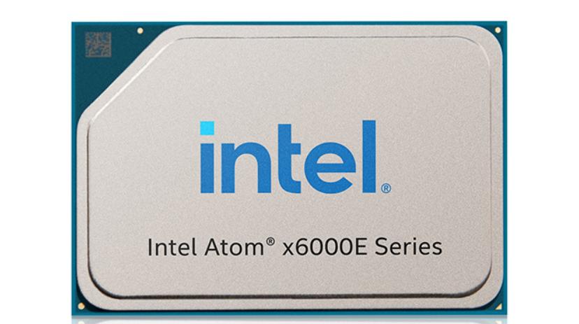 Intel Atom x6000 Series processor