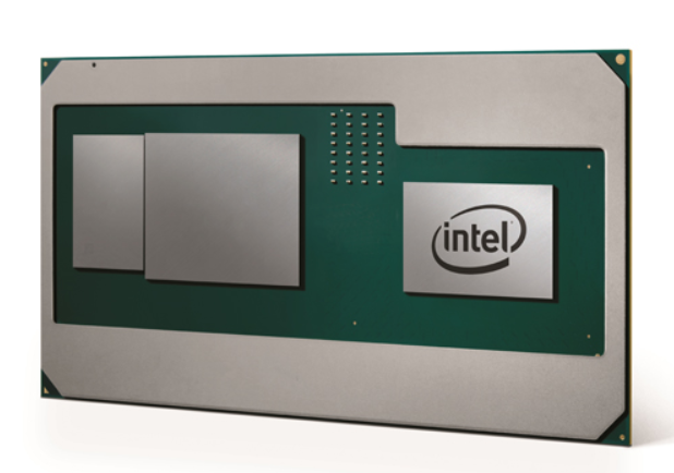 Intel 8th Gen Core chipset with AMD GPU