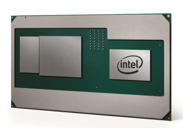 Intel 8th Gen Core chipset with AMD GPU