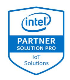 Intel IoT Competency badge