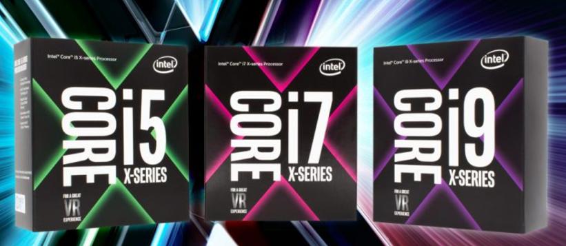 Intel Core X series processor family