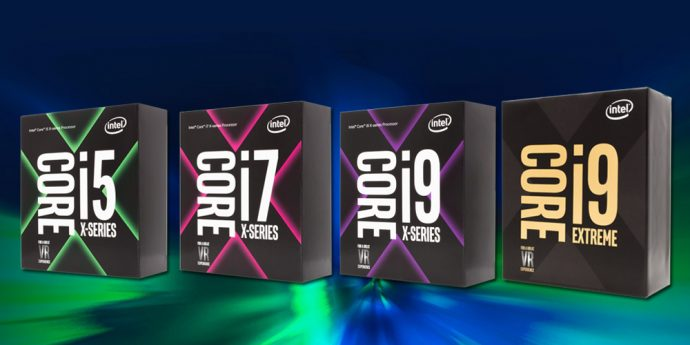 Intel Core X-series processors