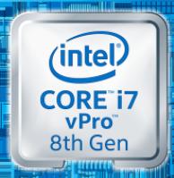 8th Gen Intel Core vPro processor