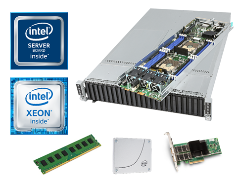 Intel Data Center Block