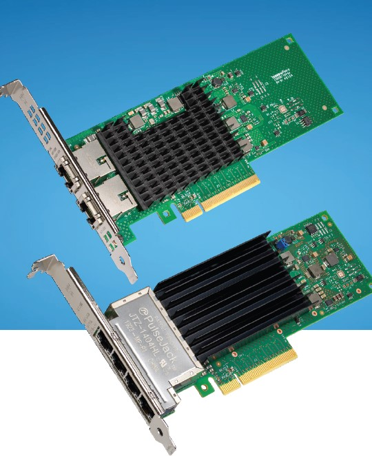 Intel Ethernet 700 Series network adapters