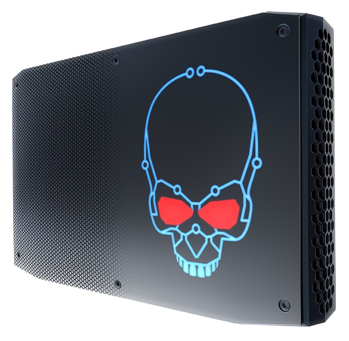 Intel Hades Canyon NUC mini-PC