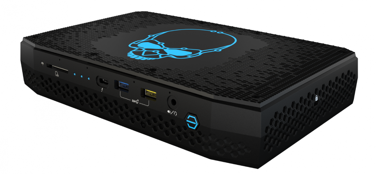 Intel NUC 11 Phantom