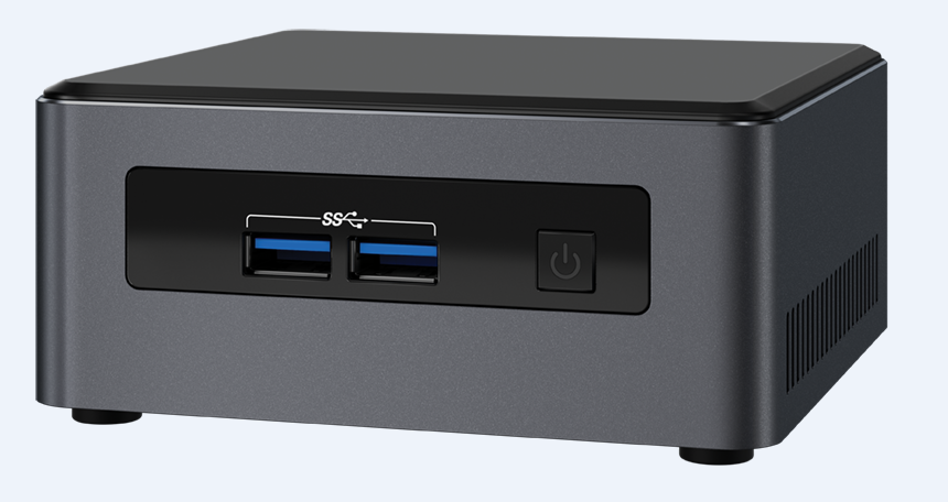 Intel NUC 7 Business Mini-PC