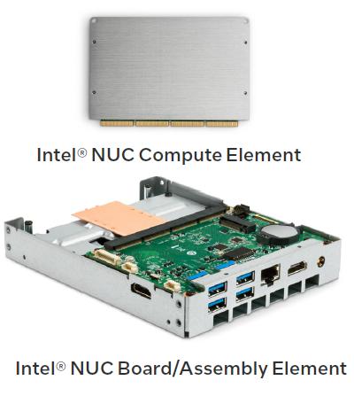 Intel NUC Elements