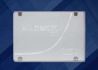 Intel QLC 3D NAND SSD