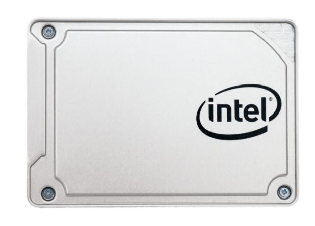 Intel SSD 545s drive