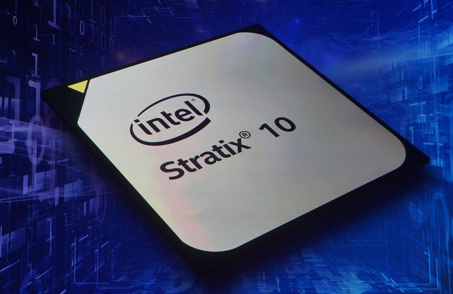 Intel Stratix 10 FPGA
