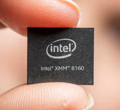 Intel XMM 8160 5G multimedia modem