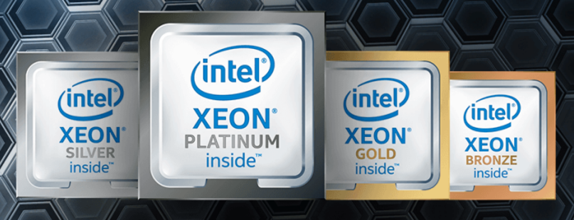 Intel Xeon Scalable processor family