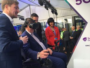 Intel Telia Ericsson 5G Hi Speed Network Trials