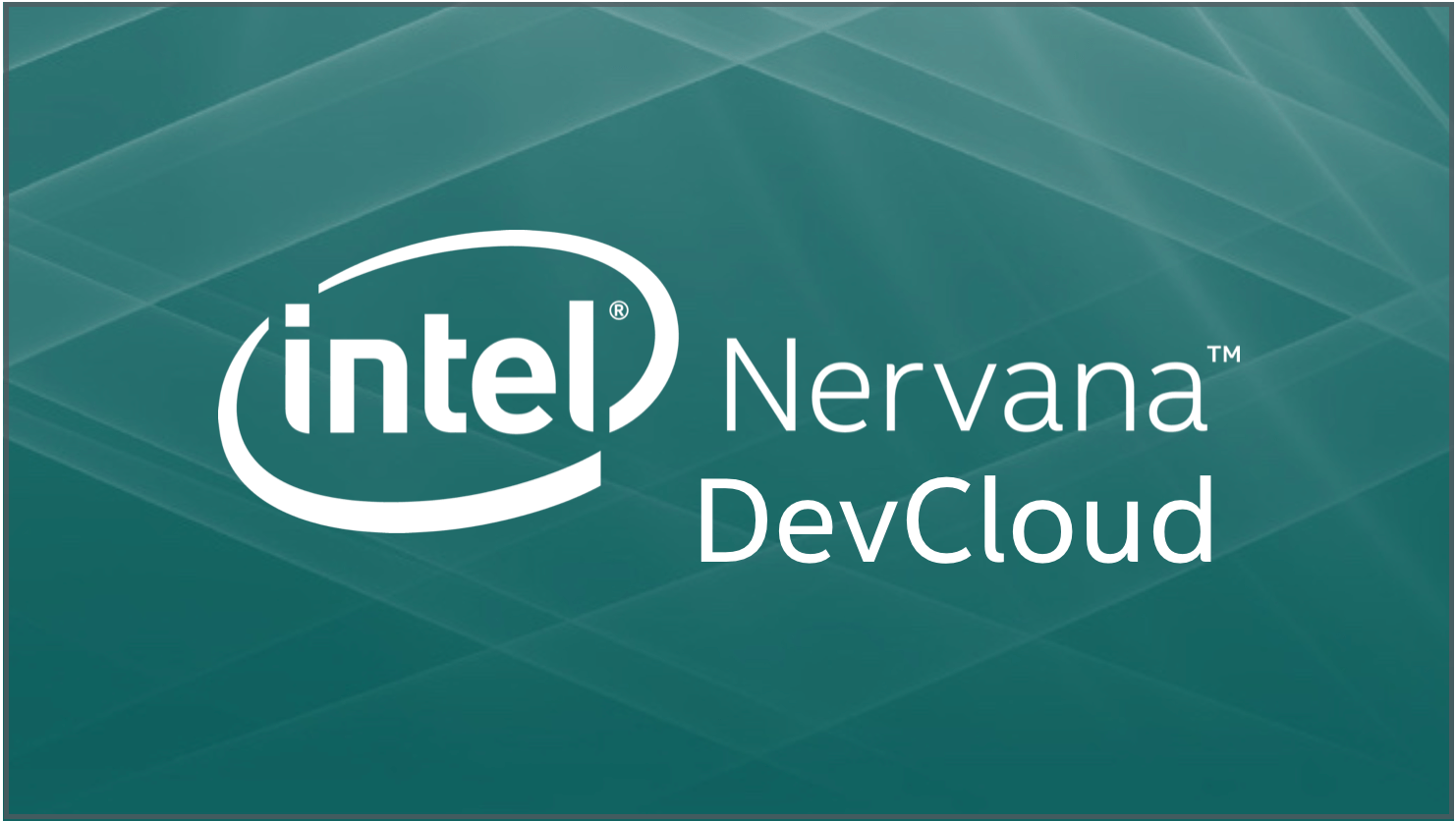 Nervana DevCloud