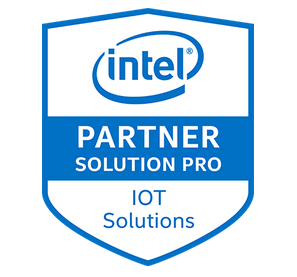 Intel Partner University competency badge