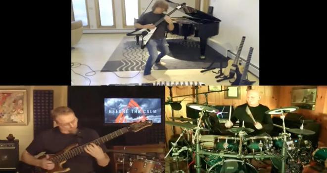 JamKazam virtual music session