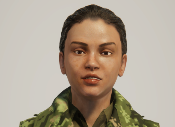 Lana, the virtual agent